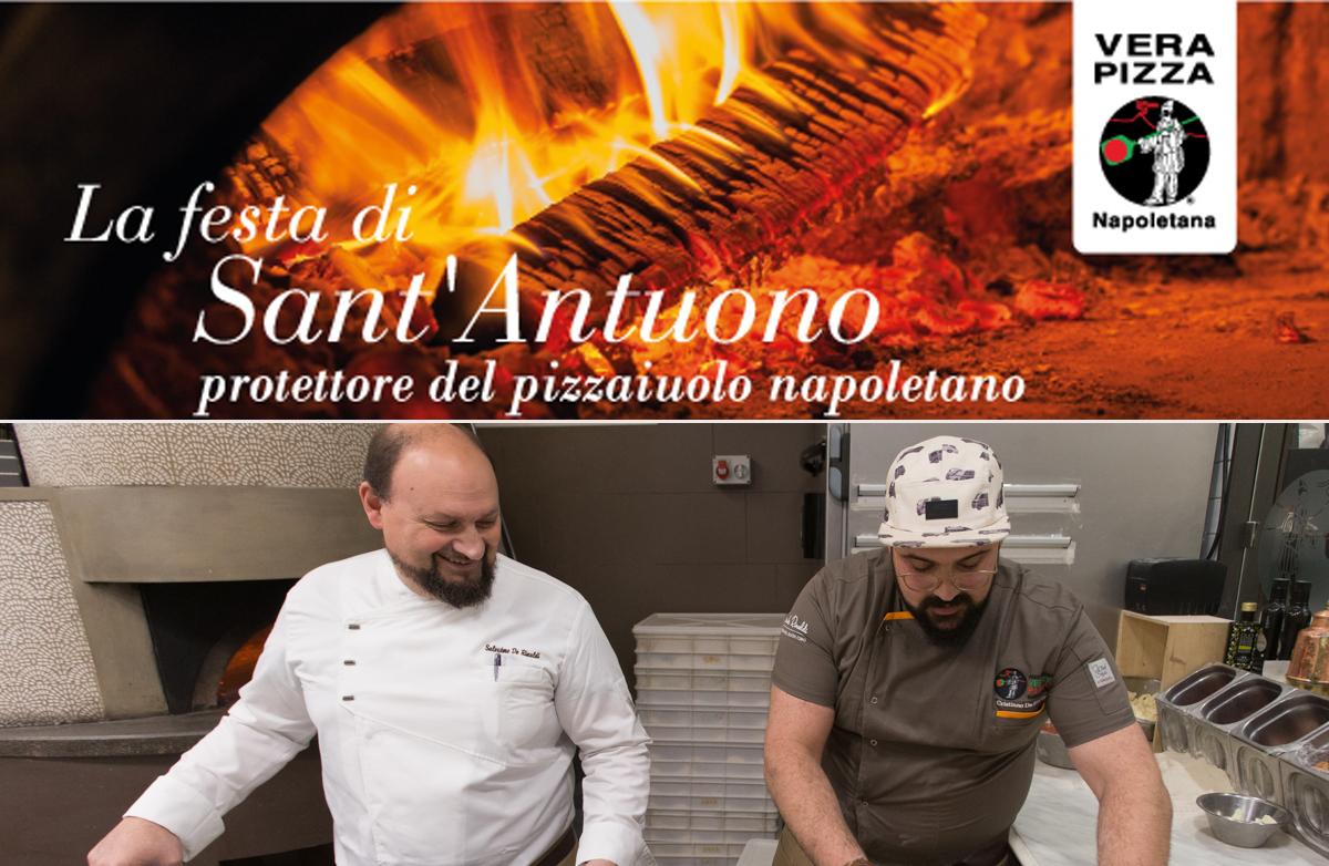 Casa De Rinaldi - 17 gennaio è la Giornata Cittadina del Pizzaiolo napoletano