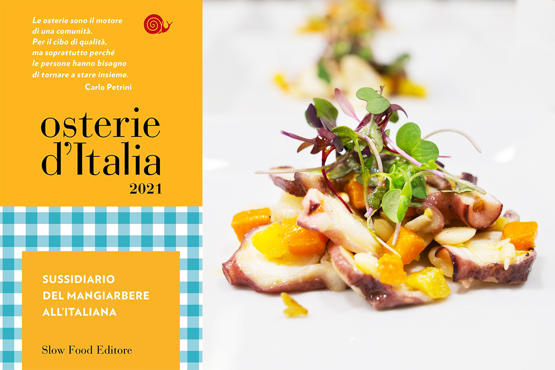 Casa De Rinaldi - Osterie d'Italia 2021: Casa de Rinaldi tra i migliori ristoranti secondo Slow Food