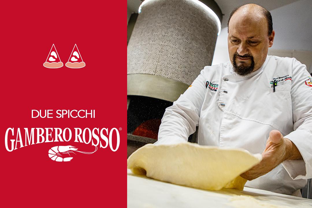 Casa De Rinaldi - Gambero Rosso 2021: a Casa de Rinaldi i due spicchi nella categoria Pizza Napoletana