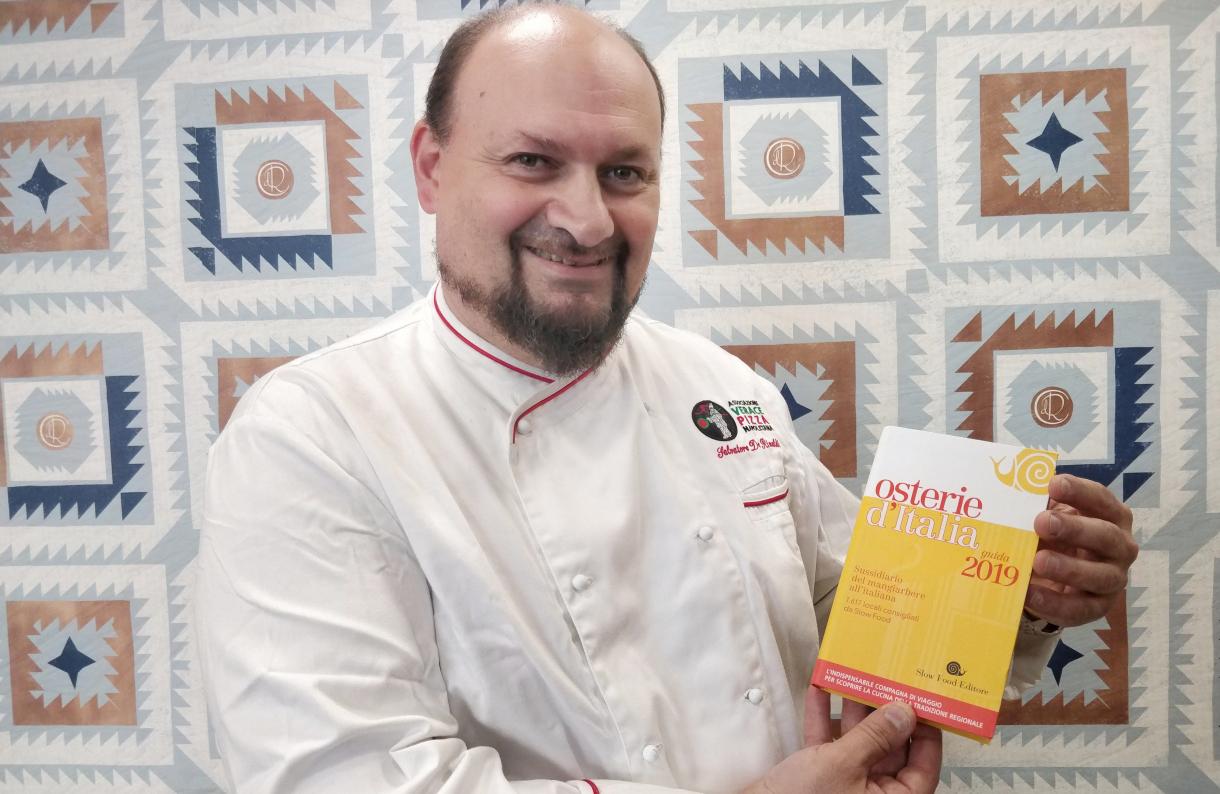 Casa de Rinaldi tra le Osterie d'Italia 2019, la guida ai migliori locali segnalati da Slow Food