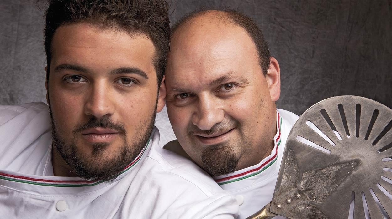 Casa de Rinaldi - la gioia del buon cibo - la storia