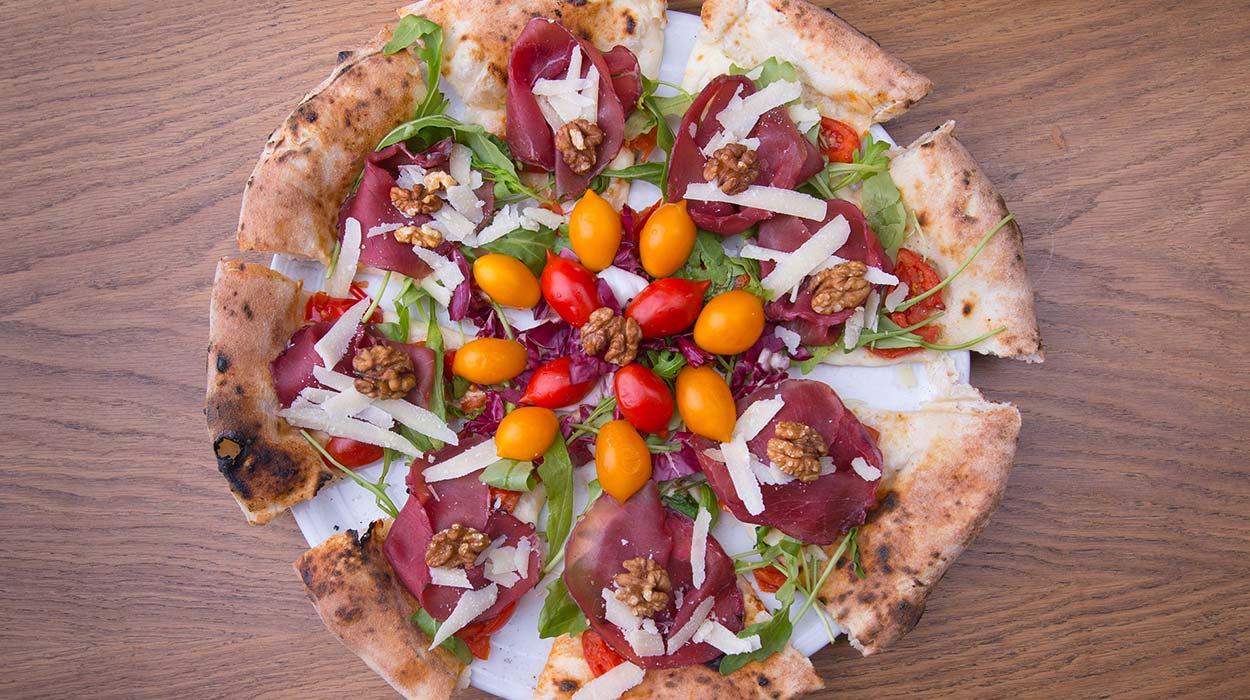 Casa de Rinaldi - La pizzeria