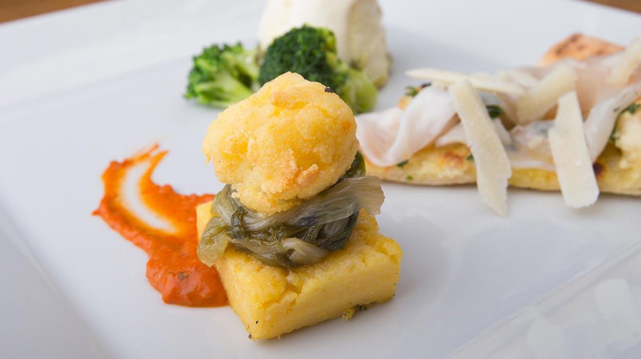 Casa de Rinaldi - Il ristorante